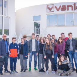Percorso di formazione al VANICO per gruppo di studenti