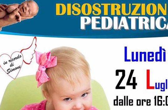 disostruzione pediatrica vanico