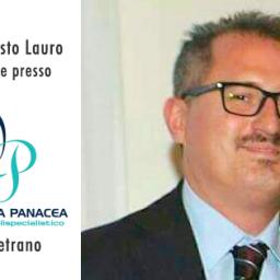 Presso Diagnostica Panacea il chirurgo epatologo Dott. Augusto Lauro