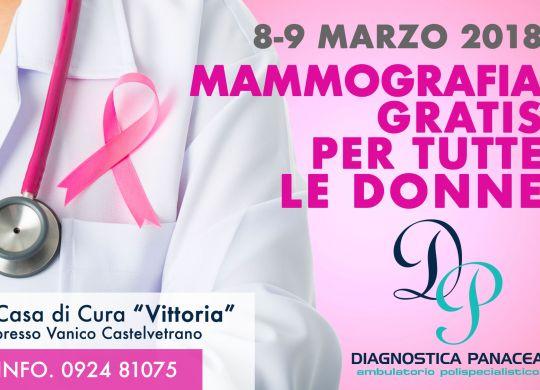 mammografica gratis castelvetrano